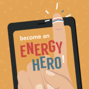 Verteilung Online-Codes ENERGY HERO